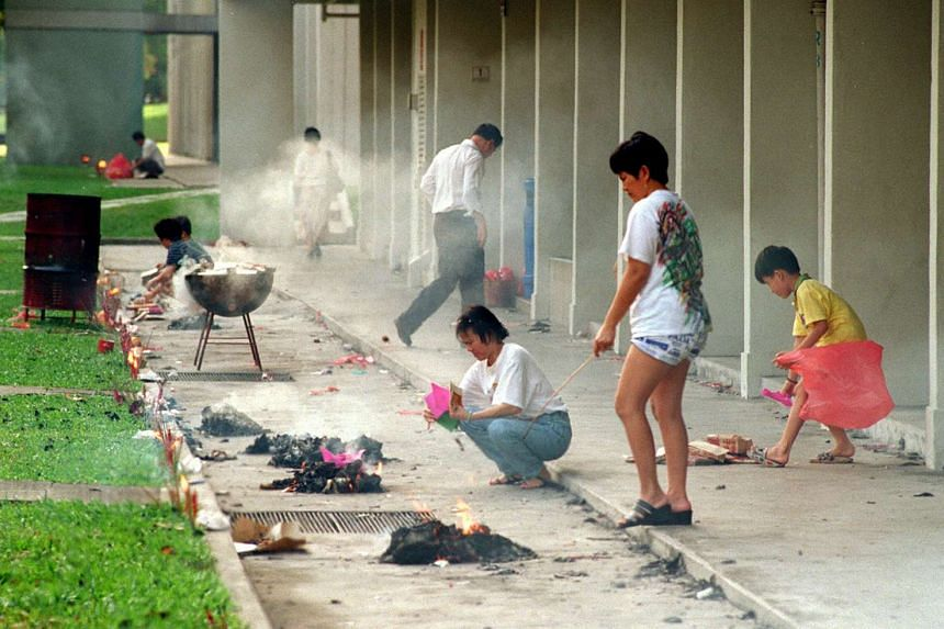 Fires should be completely extinguished and the areas around the burners kept free of smouldering incense and embers.