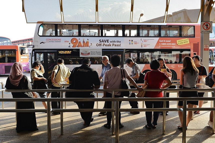 SBS Transit said renewal and expansion of the bus fleet will likely result in higher depreciation and financing costs.