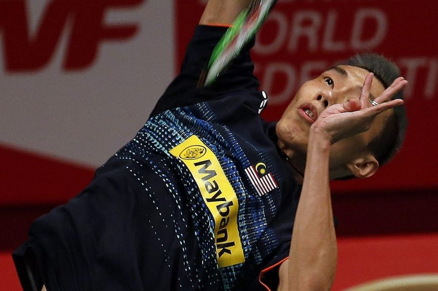 Despite Lee Chong Wei needing a rubber game to beat Marc Zwiebler in the World Championships' second round, the German feels his Malaysian conqueror is ready for his first world crown.