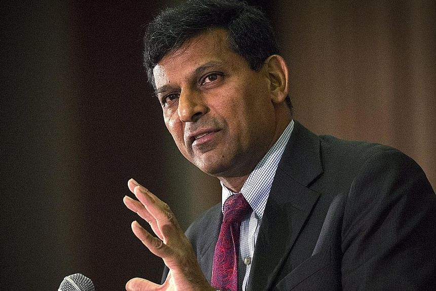 Mr Raghuram Rajan has voiced criticism of nations using exchange-rate depreciation to boost their economies.