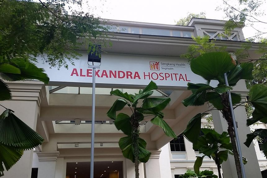 Alexandra Hospital has reopened and will take in patients from other public hospitals who require a longer period of care.