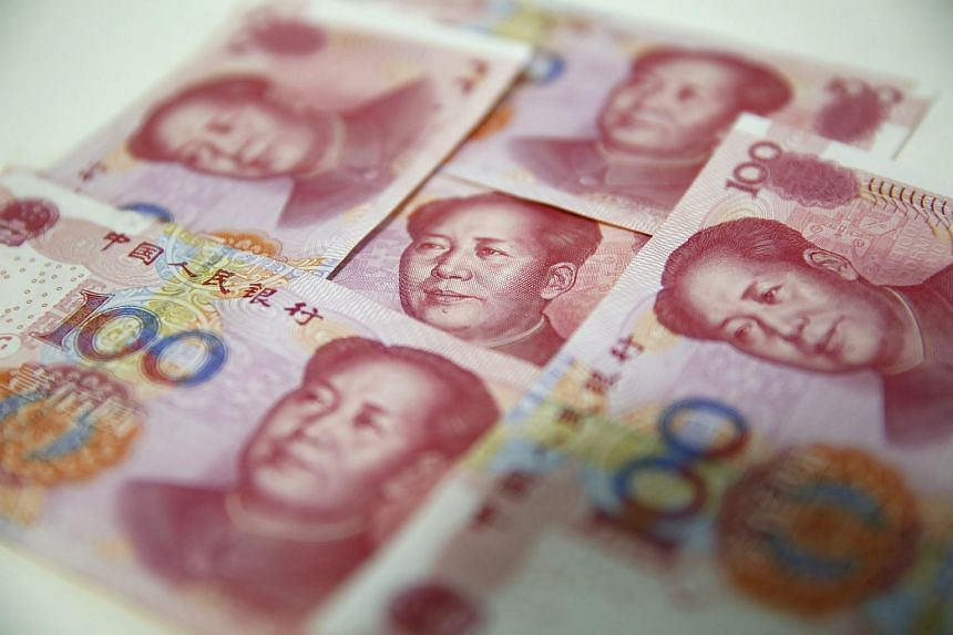 China cut the reference rate for its currency for the third straight day.