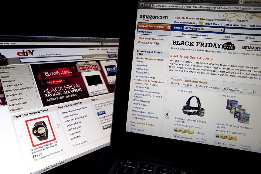 Goods sold on popular e-commerce sites are now more expensive when their prices are converted to Singdollars.