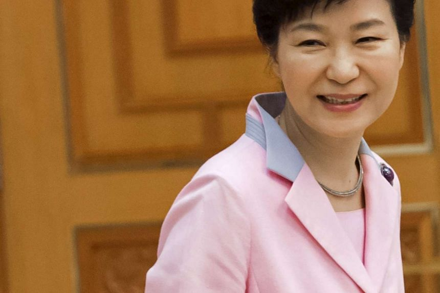 South Korean President Park Geun-hye will visit the White House on Oct 16.