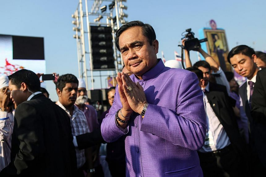 Thai Prime Minister Prayut Chan-ocha confirmed an imminent cabinet reshuffle on Thursday, adding that he would change some ministers and appoint outsiders to the posts.