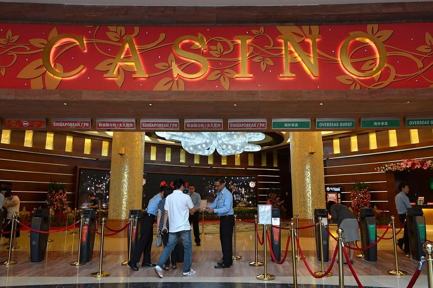 Genting Singapore, which owns Resorts World Sentosa (above), announced a $17 million loss in Q2 earnings.
