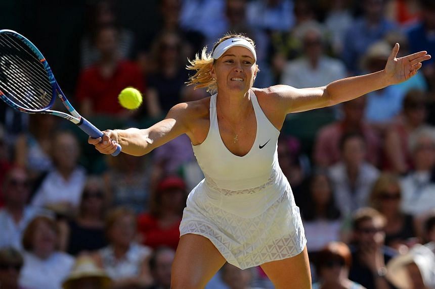 Tennis star Maria Sharapova again tops the list of highest earning female athletes over the past year, according to Forbes.