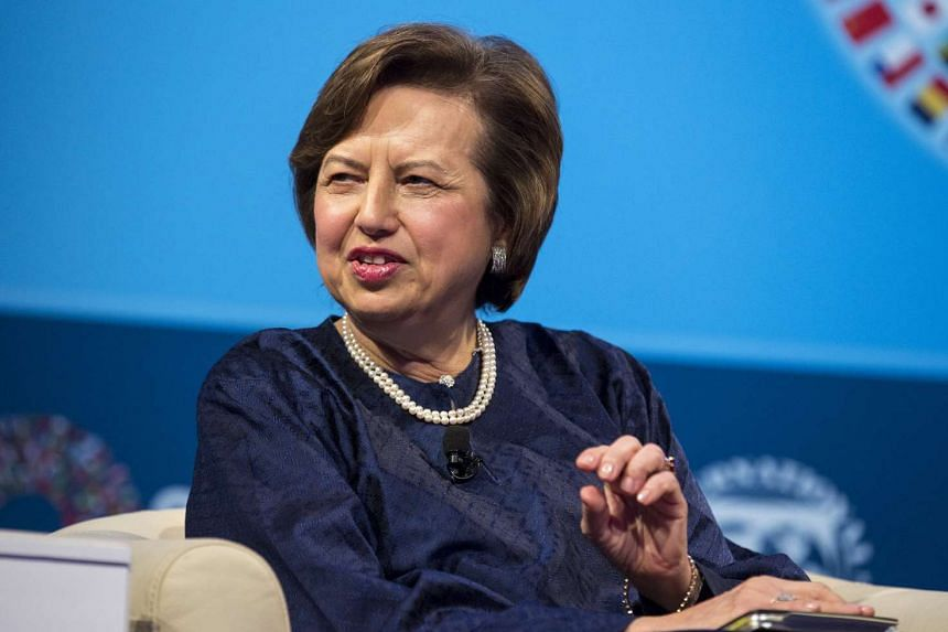 Bank Negara Malaysia Governor Zeti Akhtar Aziz said that she would remain in office till her term ends next year.