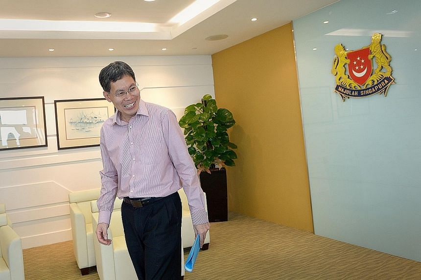 Mr Lui Tuck Yew said a more intense maintenance regime should not mean having more prolonged shutdowns to get the work done.