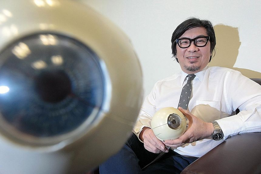 Professor Donald Tan, one of Singapore's most eminent eye surgeons, has offered to review acid victim Namale Allen's case and, if need be, operate on her, pro bono.