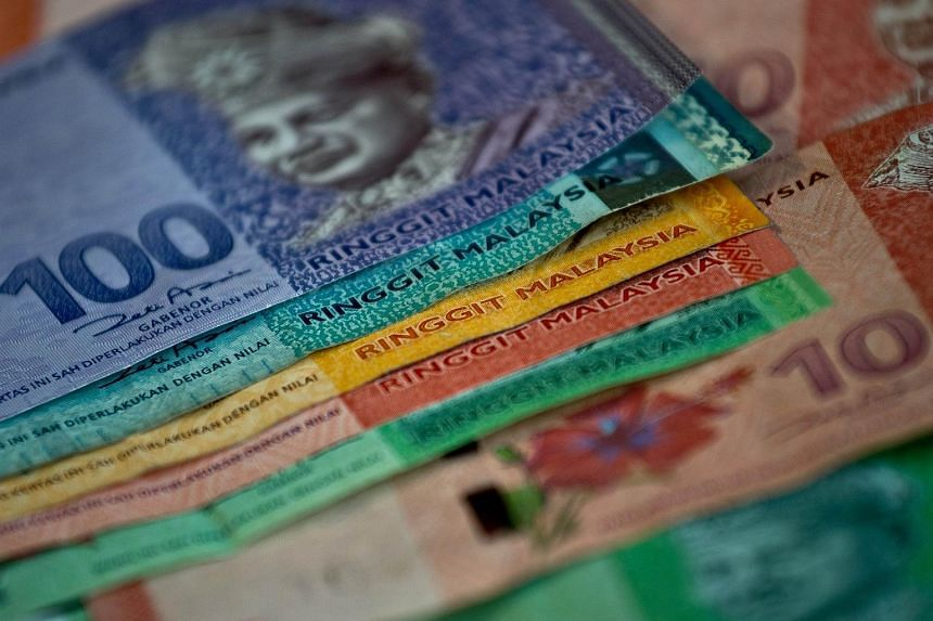 Malaysia's ringgit hit a new record low against the Singapore dollar on Friday (Aug 14).