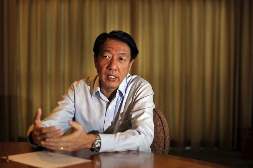 Mr Teo said that it was also important for Singaporeans to strengthen the current leadership team and not weaken it.