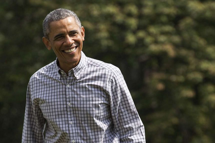 President Barack Obama's reading list includes some unsurprising choices.
