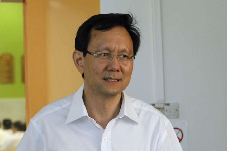 Mr Lim has identified a candidate who will be introduced in time.