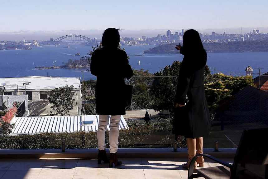 According to Sydney-based agent Monika Tu, who specialises in selling properties to wealthy Chinese buyers and helping them to relocate, Australia is attractive to the Chinese because it is quite close to China and has a large Chinese community.