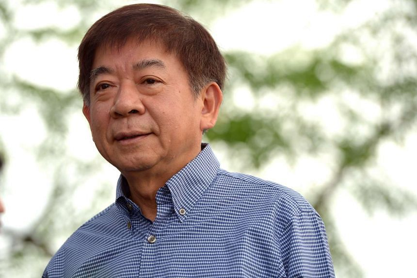 National Development Minister Khaw Boon Wan.