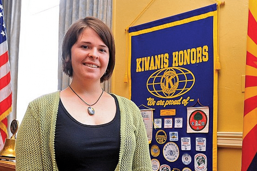 US hostage Kayla Mueller (above) was raped repeatedly by Abu Bakr al-Baghdadi.
