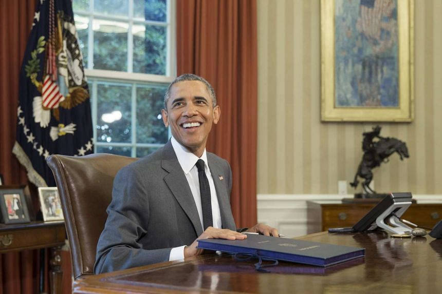 """The White House has released two music sets """"hand-created"""" by Obama."""