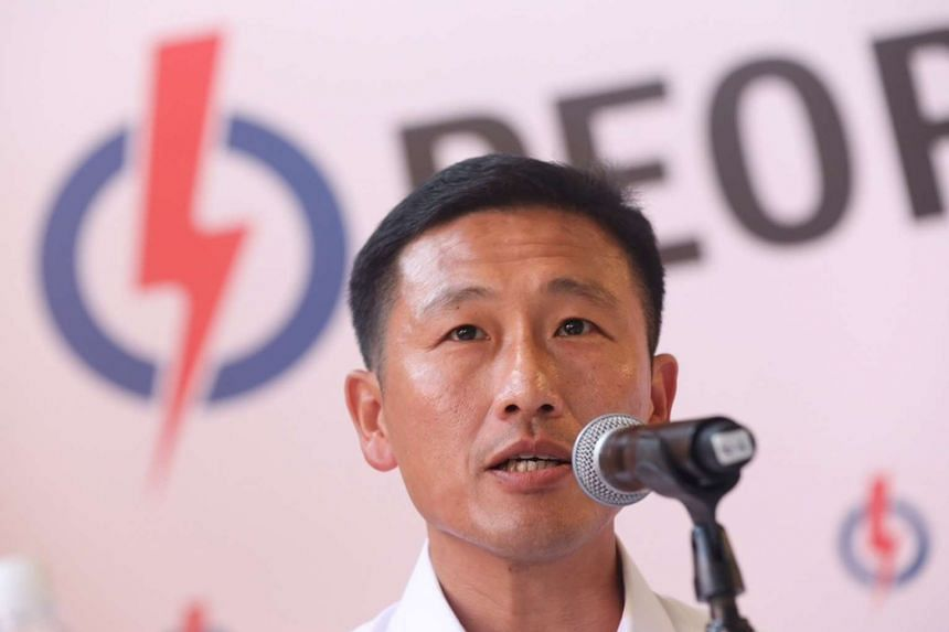 Returning PAP candidate Ong Ye Kung was part of the team that stood in Aljunied GRC but lost to the Workers' Party in the 2011 General Election.