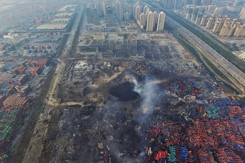 A Chinese teenager surnamed Yang, who falsely claimed her father was killed in the Tianjin explosion, was detained by police after allegedly obtaining thousands of dollars in donations.