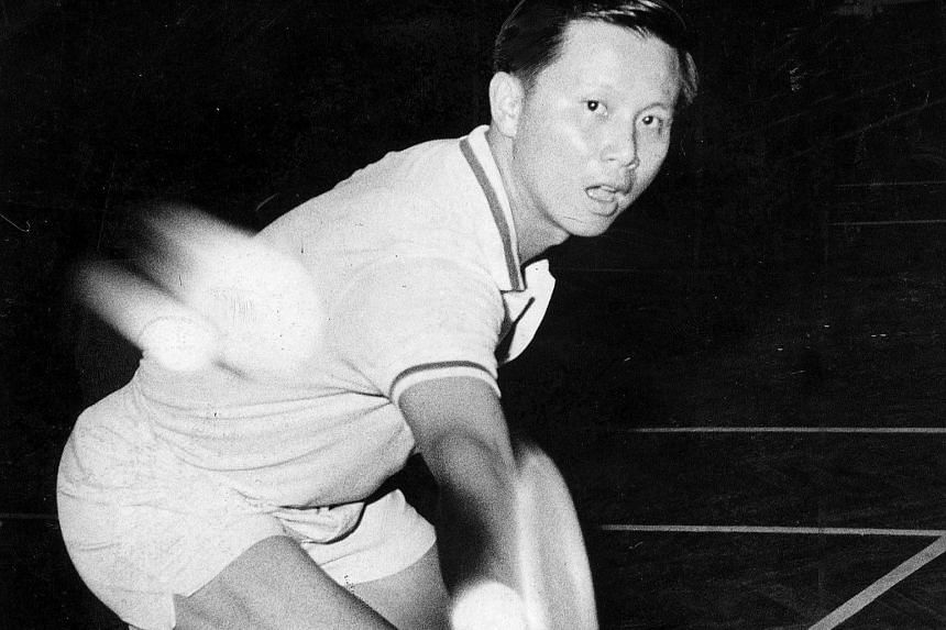 Dr Lee beat the famed Erland Kops of Denmark at the All-England championships in 1964, but lost in the semi-final to eventual champion Knud Aage Nielsen of Denmark.