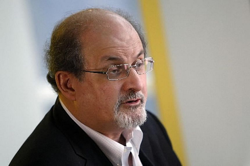 Salman Rushdie's Two Years Eight Months & Twenty-Eight Nights (above) is his first novel in seven years.