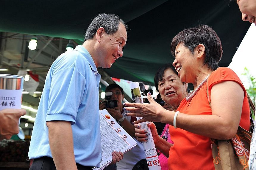 On a busy Sunday for political parties, the People's Action Party (PAP) introduced its candidates for four more constituencies and went on walkabouts in different parts of Singapore. Culture, Community and Youth Minister Lawrence Wong and Speaker of