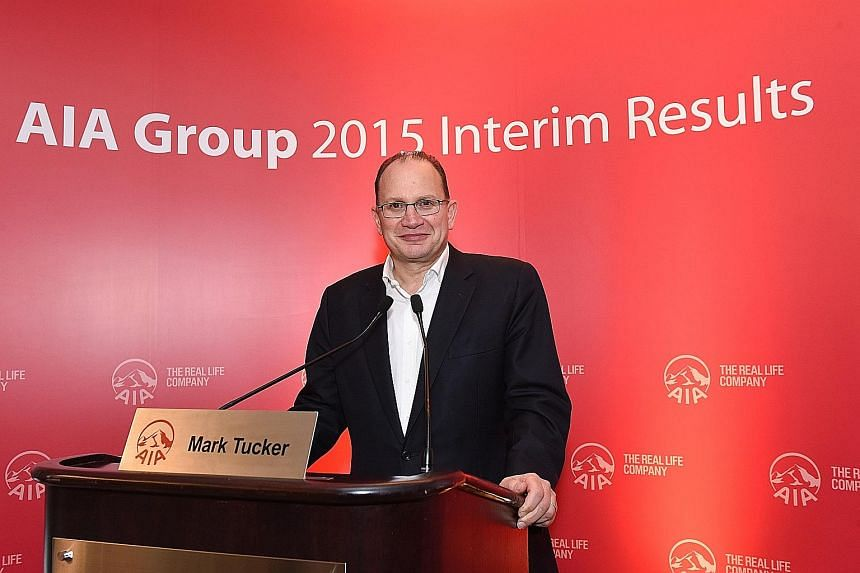 AIA Group is building what chief executive Mark Tucker calls a world-class training centre in South-east Asia, which is slated to be ready later this year.