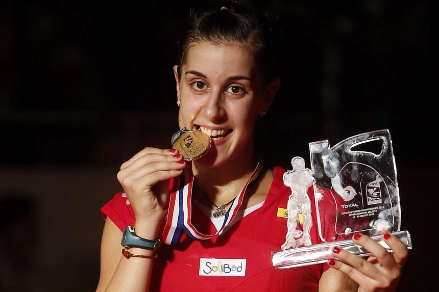 Carolina Marin once again deprived Saina Nehwal of a major title. The Spaniard had also prevailed over the Indian shuttler to clinch the All England crown this year.