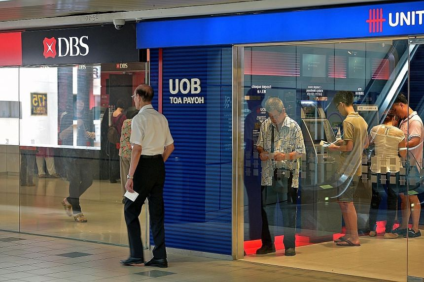 UOB surprised analysts by posting a 5.7 per cent drop in net profit to $762 million for the second quarter, hit by a fall in trading and investment income.