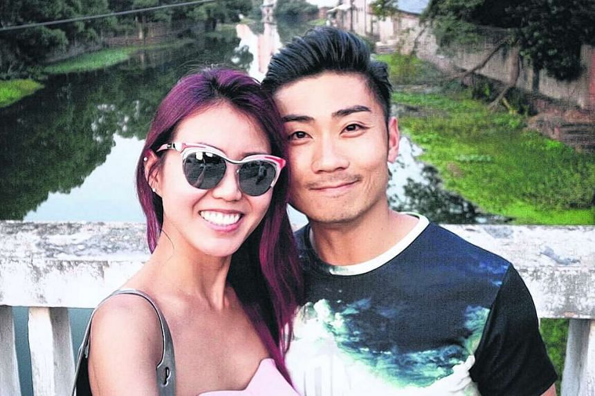 Local singer Alfred Sim and his singer wife Tay Kewei represented Singapore in China reality TV singing contest Voice of China Season 4. Unfortunately, both are now out of the competition.