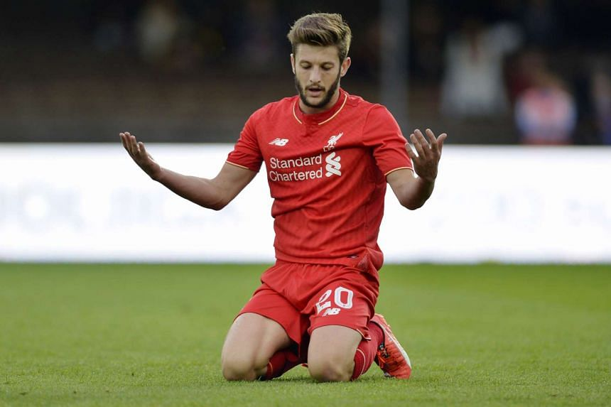 Liverpool's Adam Lallana said to maintain the momentum of their Premier Leage run, they must beat Bournemouth.