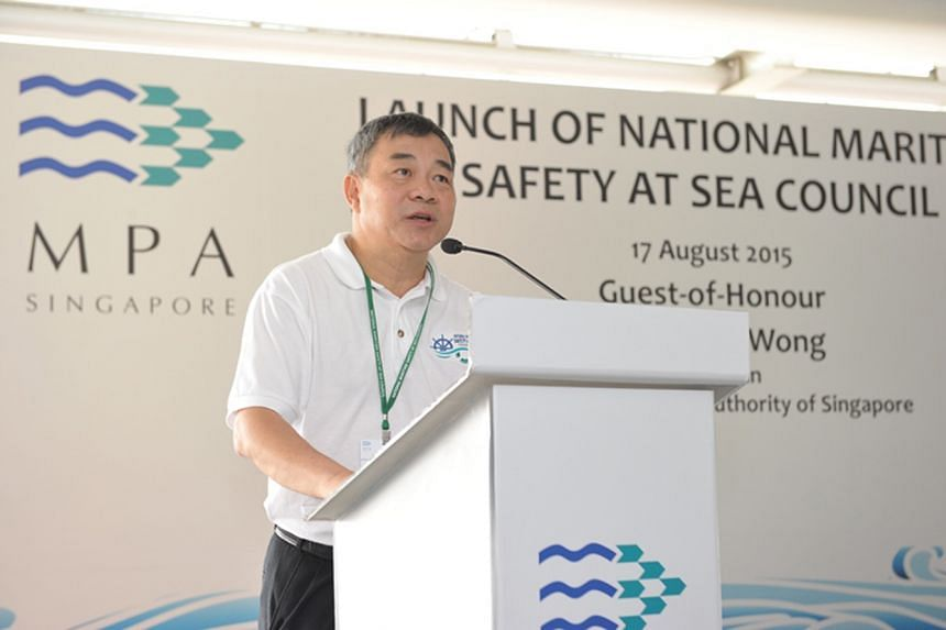 Professor Richard Lim will chair the new 15-member National Maritime Safety at Sea Council.