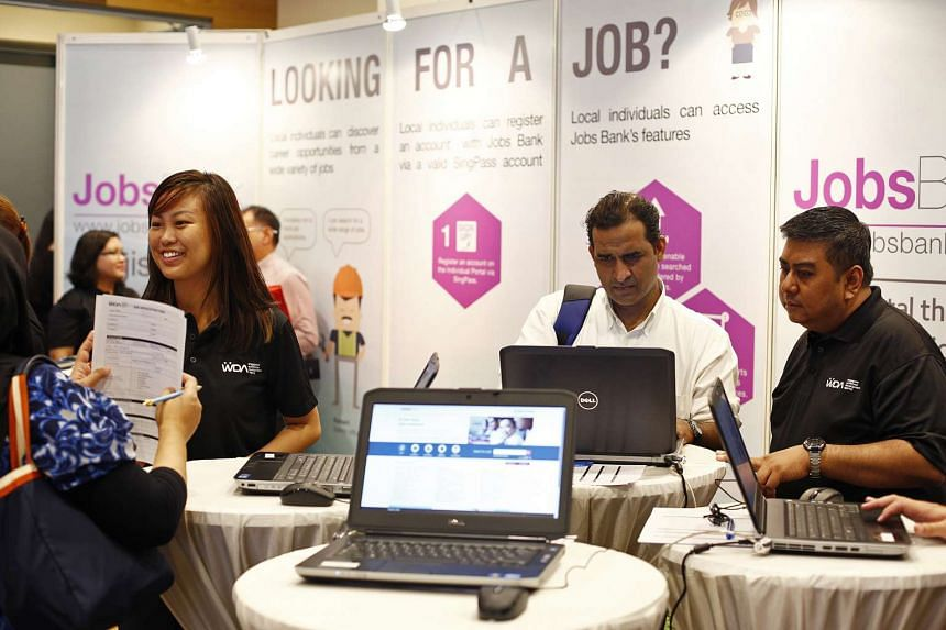 According to Manpower Minister Lim Swee Sway, MOM's Jobs Bank an average of 800 Employment Pass applications were received after positions had been posted online.