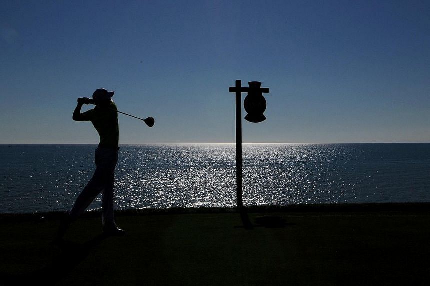 Golfers tend to be at risk of sustaining a slipped disc.