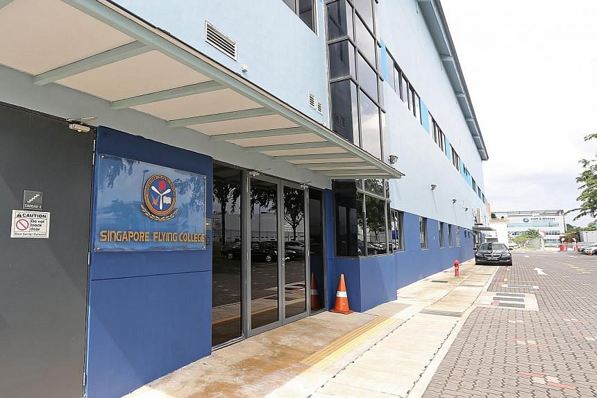 The 27-year-old Singapore Flying College in Seletar currently provides initial training for pilot cadets before they head off to the airline's facility in Jandakot, Perth.