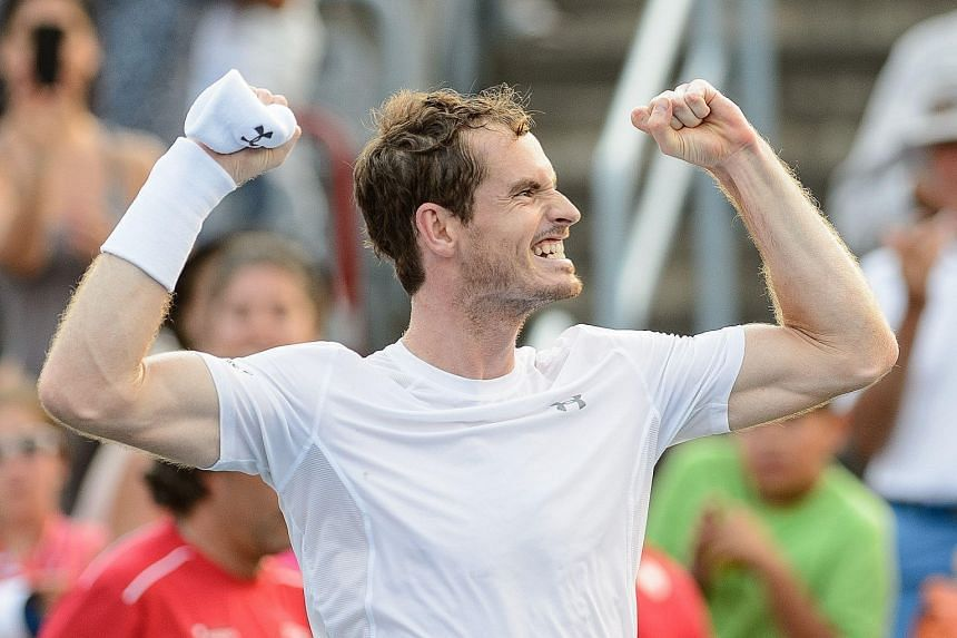 It has been a long time coming but Andy Murray can now finally celebrate a rare win against nemesis, world No. 1 Novak Djokovic, after claiming the Rogers Cup in Montreal.