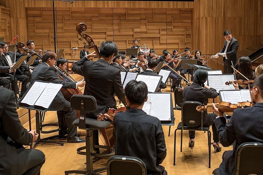 The first concert showcased contrasting piano concertos by Mozart and Prokofiev.