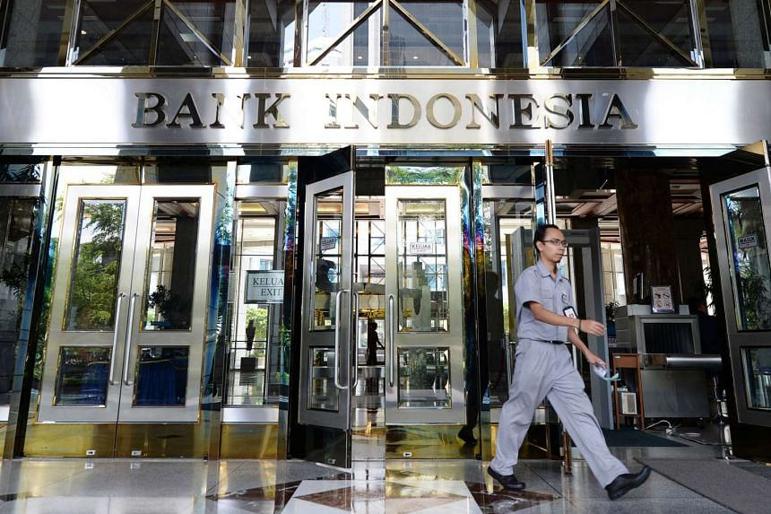 The central bank refrained from easing even after data released the same day showed a deepening in the export slump that's hurting Southeast Asia's biggest economy.