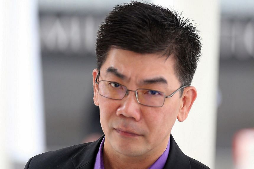 Tan Kok Leong, 49, is accused of three charges of outraging the modesty of a 33-year-old Malaysian doctor. He also faces another two charges of administering stupefying drugs in order to molest him.