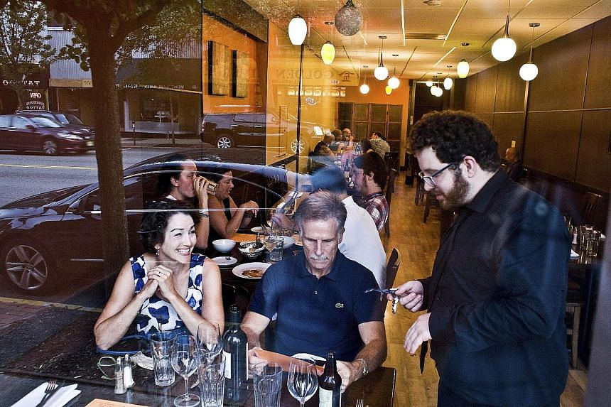 A chef with two restaurants in Montclair, New Jersey, is letting customers set the prices in the month of August and triggering a panoply of reactions.