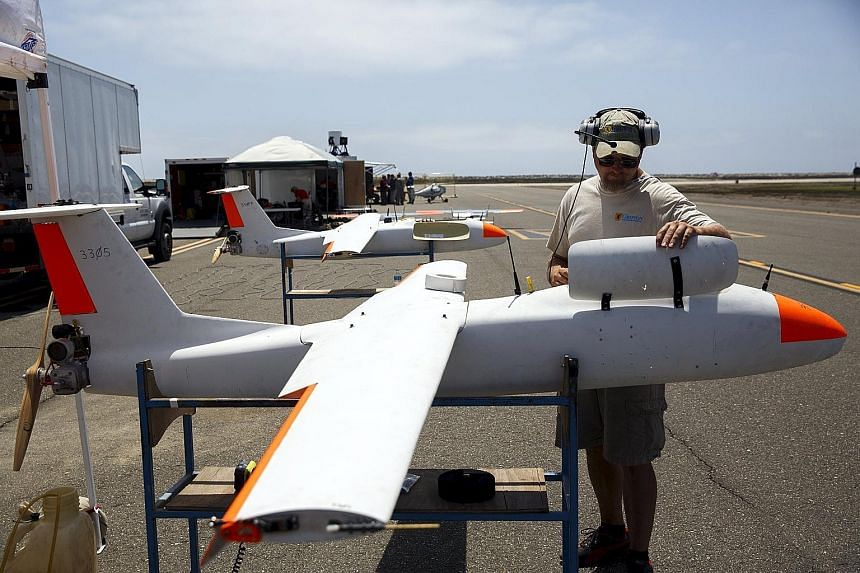 The US military uses drones in the fight against Islamic State in Iraq and Syria militants, in the conflict in Afghanistan, and against extremist groups in Somalia.