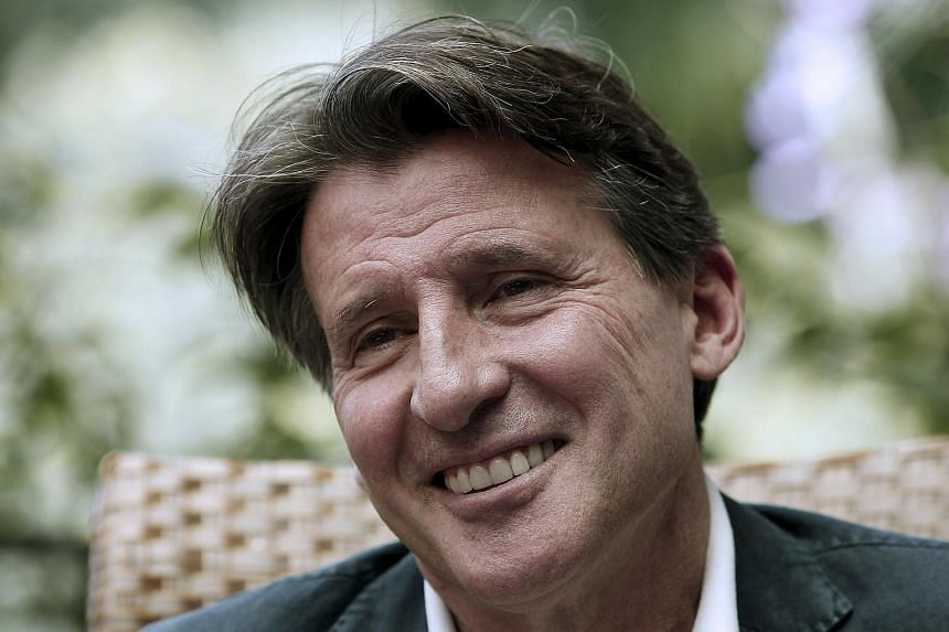 Britain's two-time Olympic champion Sebastian Coe is the new IAAF chief.