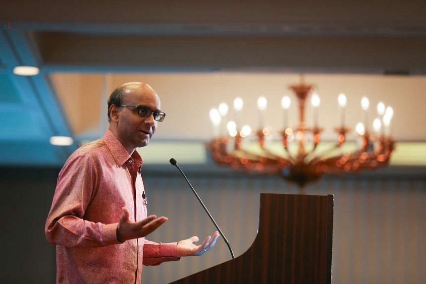 Mr Tharman also cited the globalisation of sectarian and religious conflicts as one of today's defining challenges that underscore the need to deepen religious harmony.