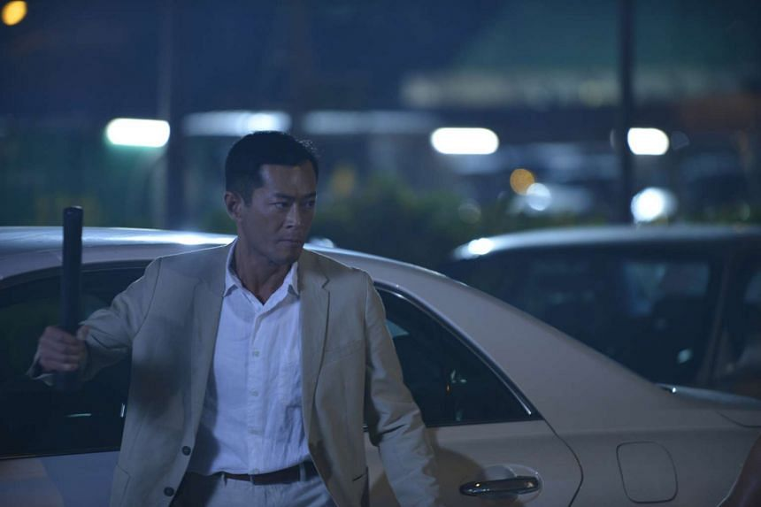 Louis Koo is a bar owner who gets embroiled in a world of gangsters when he tries to help a drunk customer one night.