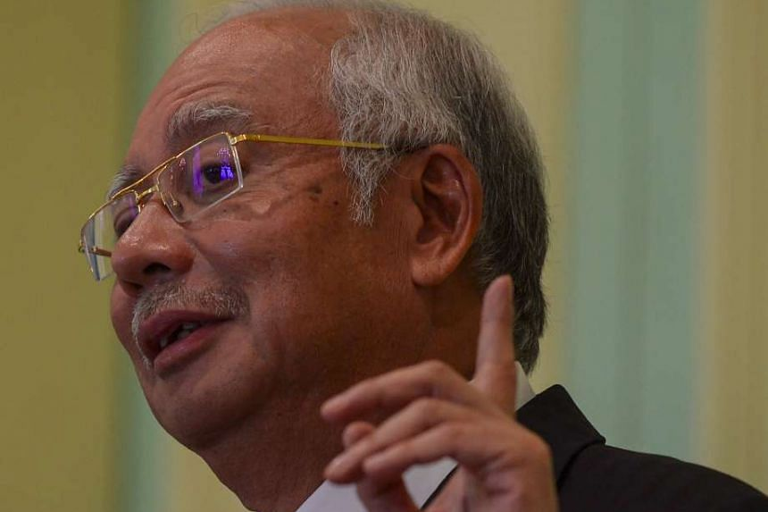 PM Najib Razak hit back at critics, citing how the country topped the recent Global Islamic Economy Indicator.