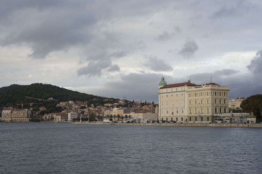 Split is the second-largest city in Croatia.