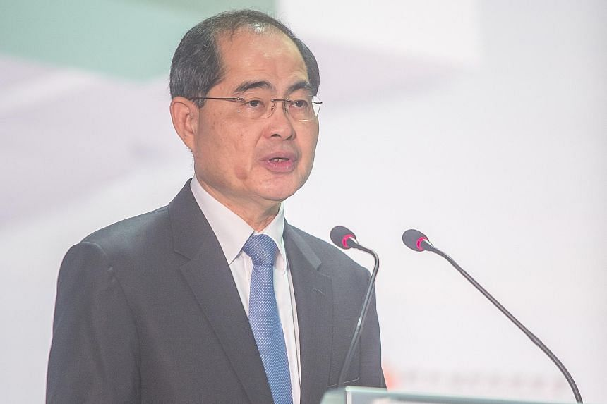 Trade and Industry Minister Lim Hng Kiang highlighted various schemes that are helping firms at the annual SMEs Conference.
