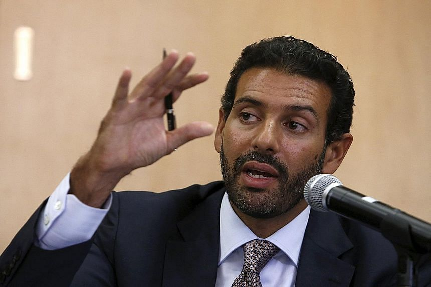 Noble Group's CEO Yusuf Alireza (above) has defended the firm's finances and says the pressure has made Noble a better company,