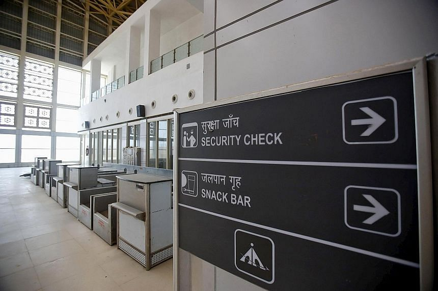 Jaisalmer airport was completed 21/2 years ago, but not a single passenger has passed through its gates.
